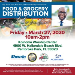 Food Grocery And Distribution